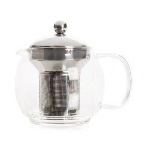 Glass Infuser Teapot
