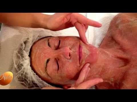 Phyto 5 Ageless La Cure gezichtsmassage tijdens de Ageless verzorgingen bij Esthetiek Nele