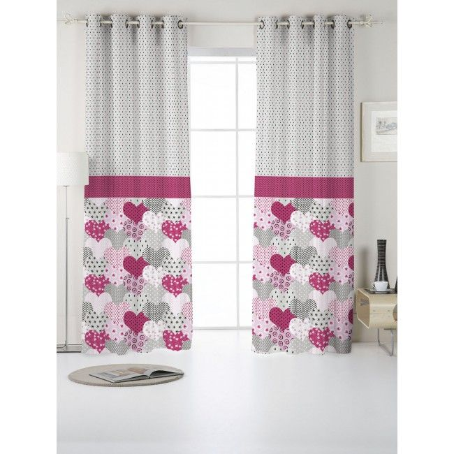 22 best eyelets curtains cortinas de ollaos images on for Ollaos para cortinas