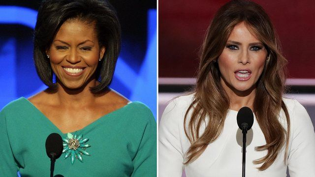 PLAGIARISM - Was Donald Trump's wife's address to the Republican convention a blatant steal from Michelle Obama (and Rick Astley)? Or was it all an elaborate act of sabotage by a rogue speechwriter?