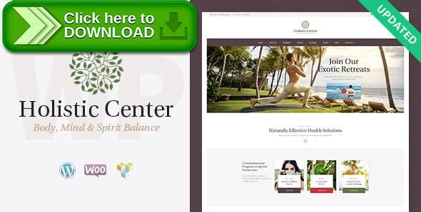 [ThemeForest]Free nulled download Holistic Center / Wellness and Spa Theme from http://zippyfile.download/f.php?id=15221 Tags: aromatherapy, body treatment, classes, detox, events, lifestyle, medicine, meditation, retreat, shop, spa, spiritual, store, wellness, yoga