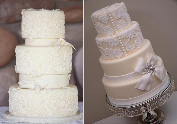 Lace wedding cakes: Lace Weddings, Amazing Wedding Cakes, Lace Cakes, Wedding Trends, Lace Wedding Cake 2 Jpg, Wedding Ideas, Cake Ideas, Lace Wedding Cakes, Lace Weddingcakes