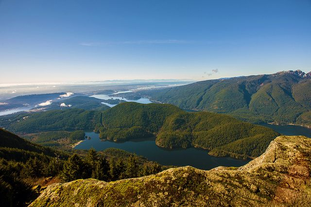 The Pulpit Viewpoint - found it at buntzenlake.ca - this is a great website for hiking enthusiasts; and a lot of great photos!!!