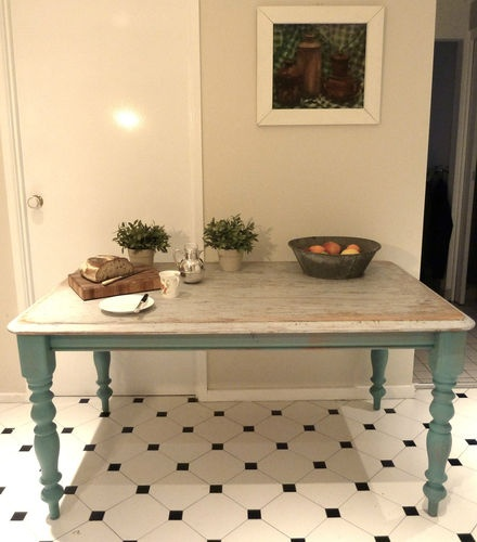 Shabby Chic Kitchen Tables 17 best shabby chic dining table images on pinterest shabby chic shabby chic dining table workwithnaturefo