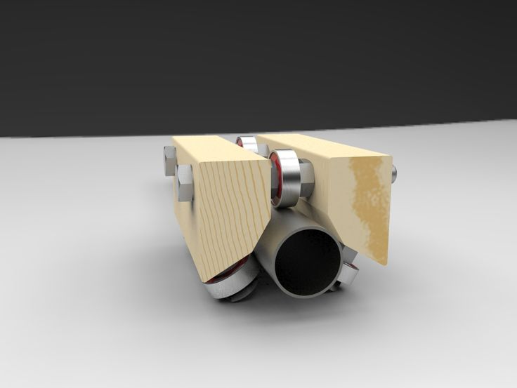 custome linear bearing block - STEP / IGES,Autodesk Inventor - 3D CAD model - GrabCAD