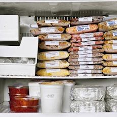 40 frugal freezer meals - perfect for busy teachers