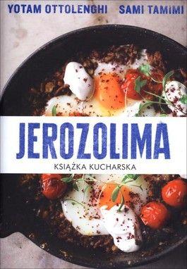 Jerozolima. Książka kucharska - jedynie 48,98zł w matras.pl
