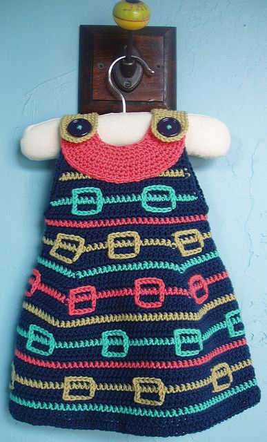 Pop Jumper : Crochet pattern #crochetdress #crochet