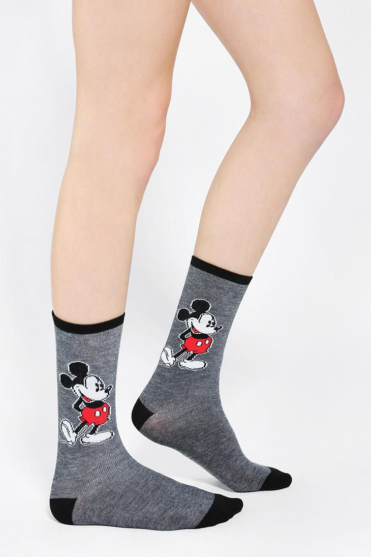 Mickey Mouse Crew Sock