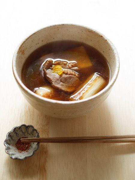 鴨南蛮雑煮 by 福岡拓 | レシピサイト「Nadia | ナディア」プロの料理 ...