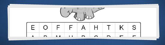 Travail autour de l'ordre alphabetique