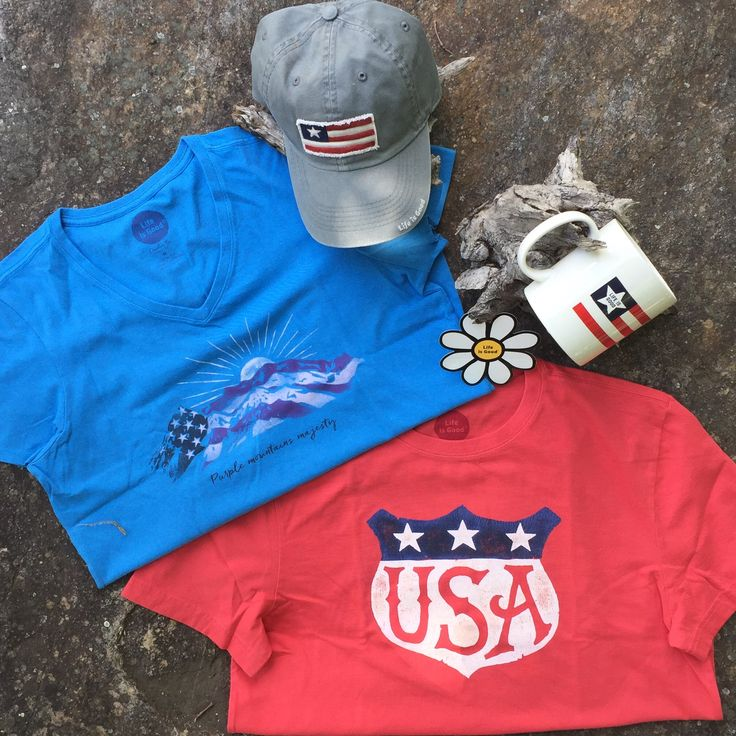 Celebrate with Life is Good apparel for the family! Styles for adults and kids at The General Store.