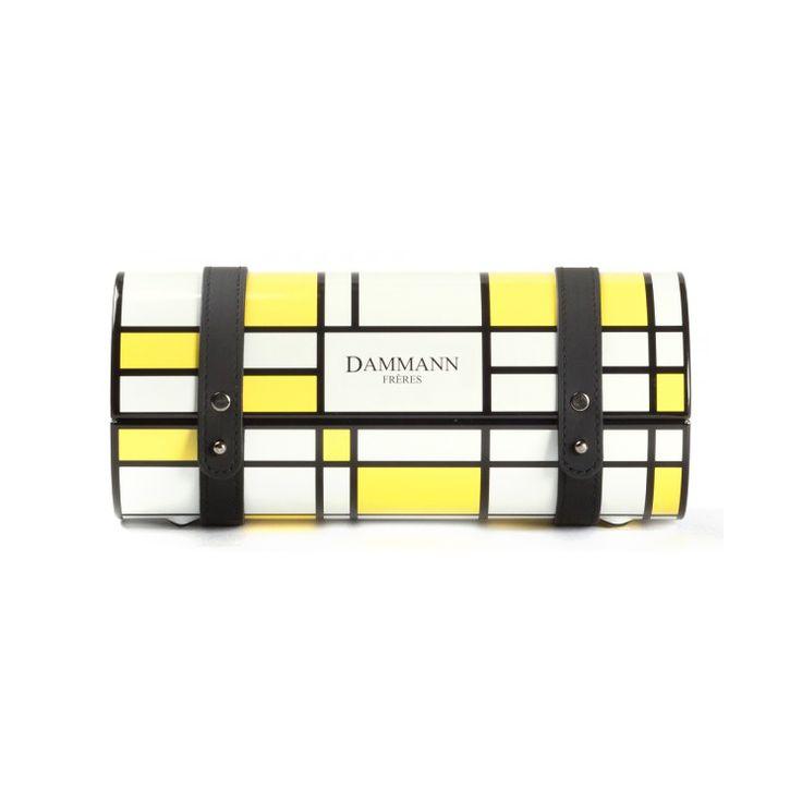 Dammann / Coffret Charleston / Vanille Design