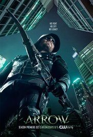 Arrow (2012-2016)--just discovered this series.  The soap opera romances all most ruin it for me but then it is just to good so I tolerate  :)