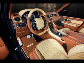 2011 Mansory Land Rover Range Rover