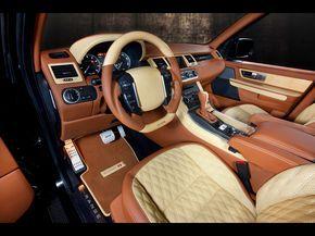 2011 Mansory Land Rover Range Rover