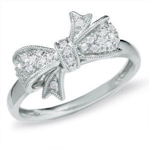 Bow Ring Obsession