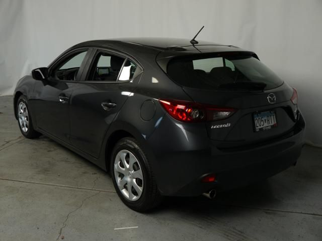 Used 2015 Mazda Mazda3 For Sale in Brooklyn Center MN at Luther Brookdale Mazda dealership Minnesota. Mazda hatchback for sale Minneapolis. Used Mazda for sale. Mazda3 hatchback. Twin Cities. St. Paul. Features: 6 Speed Automatic Transmission, Large Multi Function Infotainment Screen with Commad Control System, Cruise Control, Keyless Entry, Power Windows, Locks, Mirrors, CD Player, Height Adjustable Seat, Tilt and Telescopic Steering Wheel, Bluetooth... and more!
