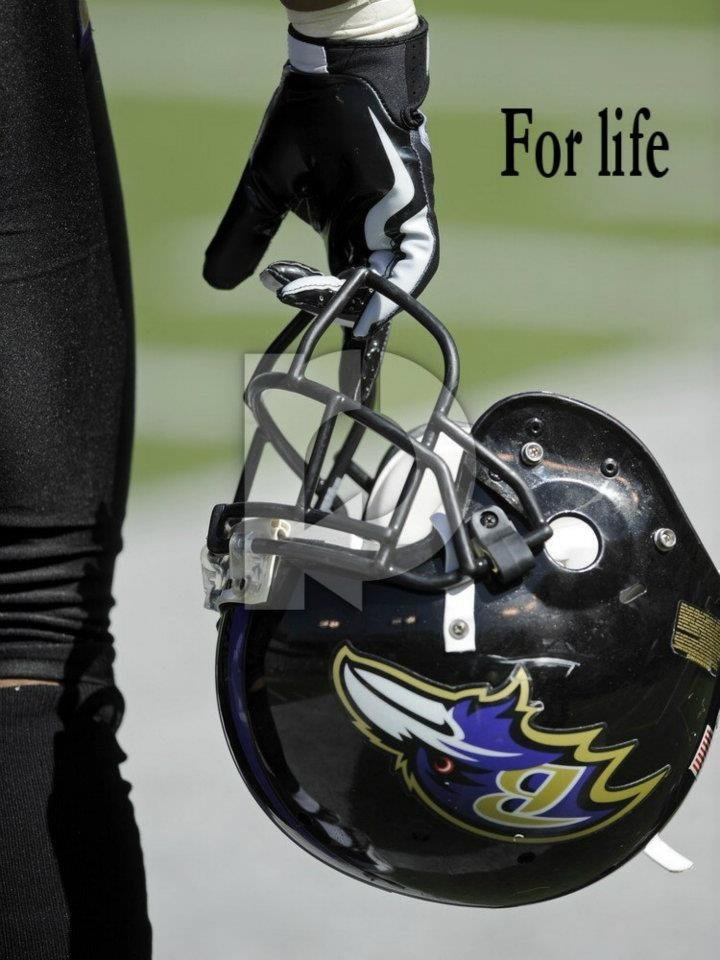 Baltimore Ravens-For Life.........................