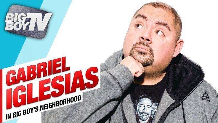 Gabriel Iglesias on His World Tour, Health & Narcos Cameo - https://www.mixtapes.tv/videos/gabriel-iglesias-on-his-world-tour-health-narcos-cameo/