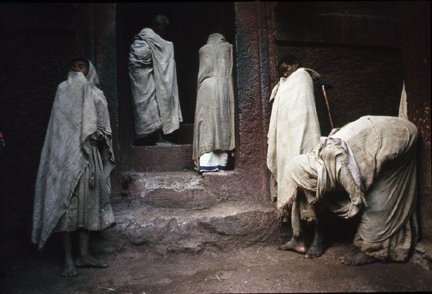 Ethiopia 1965 Holiday Magazine.  photo  John Bulmer