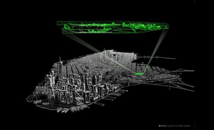 Parque subterraneo com luz solar - Lowline em NYC ~ ARQUITETANDO IDEIAS