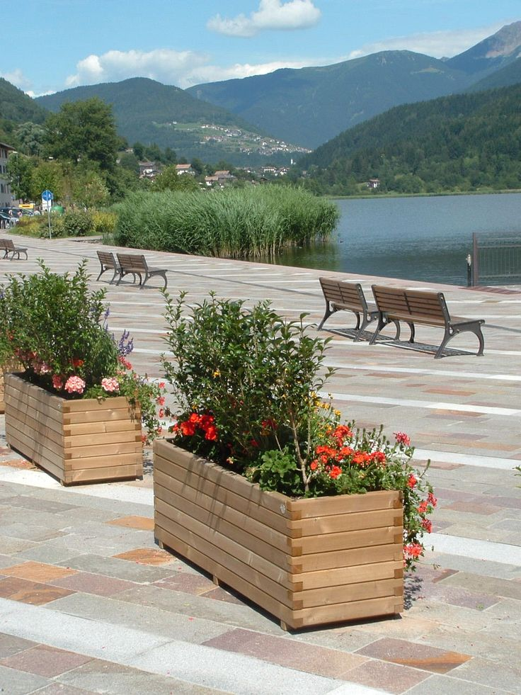 #Bellitalia street furniture - Lago di Pinè