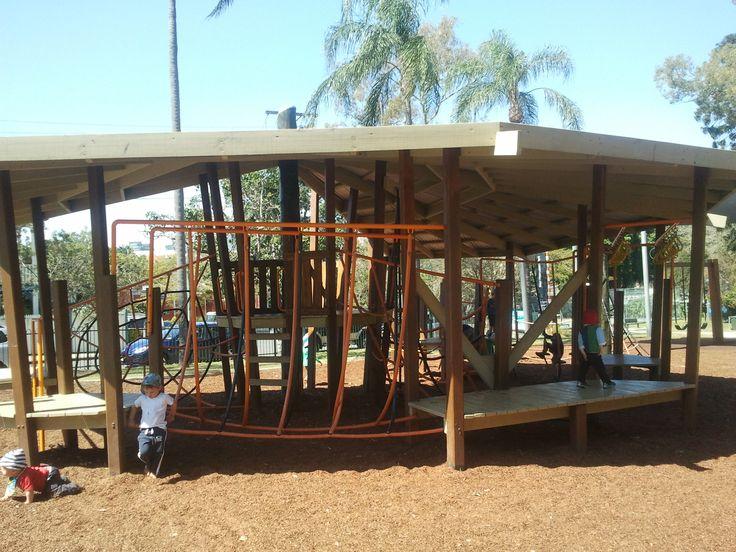 Paddington Playground