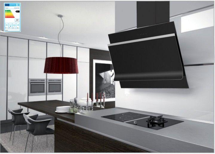 25+ beste ideeën over Dunstabzugshaube Kopffrei 60 Cm op Pinterest - wandpaneele küche glas