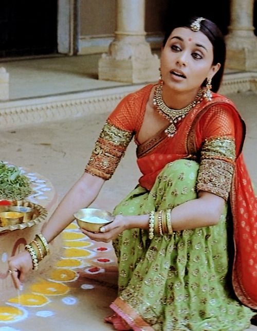 Bollymusings, Rani Mukherjee