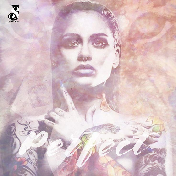 Kehlani Spotify playlist cover by Jyotika Sofia
