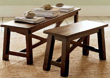 DIY - Home-Dzine - Make an Arts & Crafts style bench (or table)