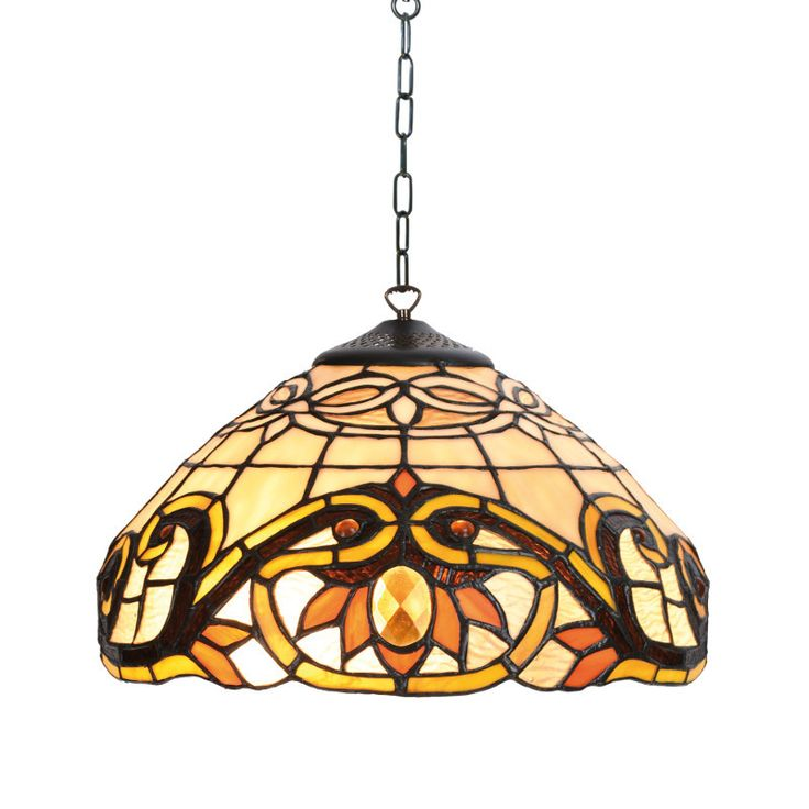 Aintree medium tiffany ceiling pendant light by tiffany lighting direct discover our range special
