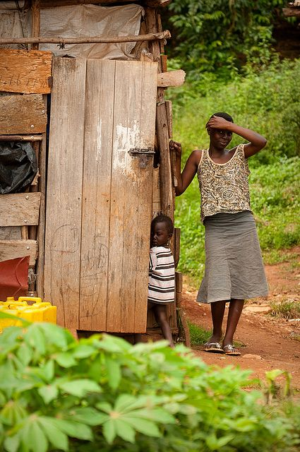 Kampala, Uganda. My heart is smiling knowing I'll be here in less than a week!