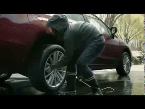 """Subaru TV Commercial """"Flat Tire"""" - Song by Odessa - YouTube"""