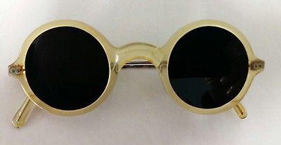 Altes Brillengestell, Nickelbrille, antik, Vintage glasses 1930 Schweißerbrille