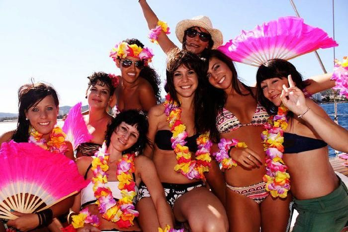 This is the place for partying: #Ibiza, you have to go once in your life ;)