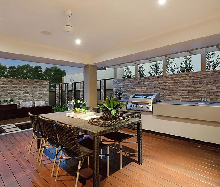 80 best alfresco images on pinterest decks home ideas for Outdoor alfresco designs