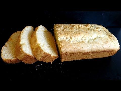 2 INGREDIENT ICE CREAM BREAD - YouTube