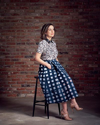 Kirsty Wark: why can't feminists care about fashion? - in pictures | Fashion | The Guardian