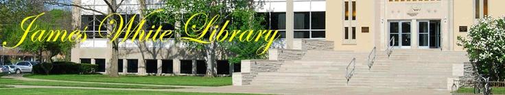 James White Library at Andrews University