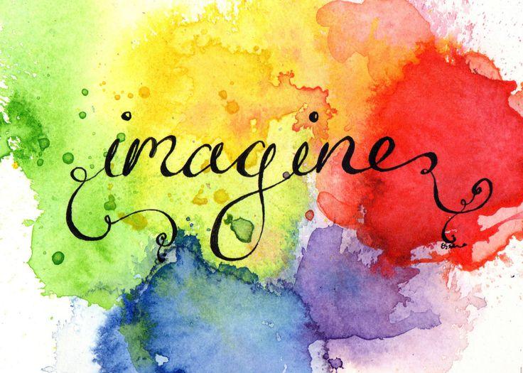 Makeforgood Ink Illustration 'Imagine' Building Brighter Futures by…
