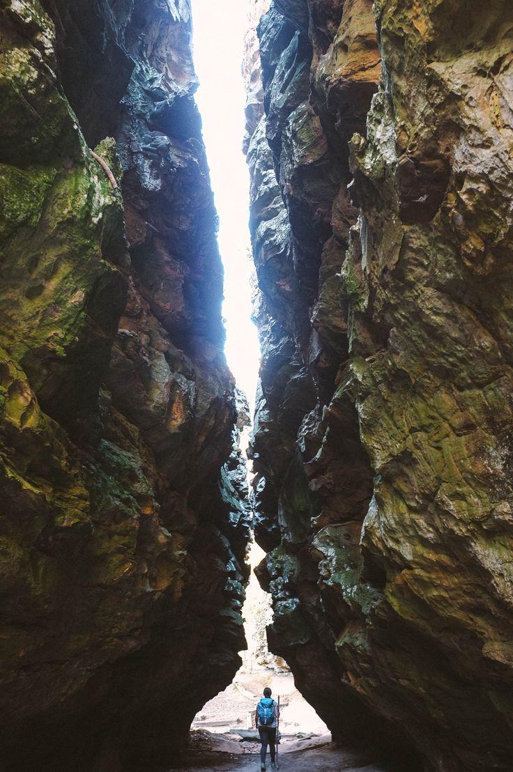 Bear Cave Trail, Petit Jean State Park, Arkansas