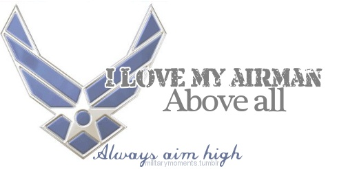 cheap flower girl jewelry sets   34 I love my airman above all  Always aim high   34    MilitaryAvenue com