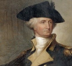Dec 23, 1783 George Washington resigned as commander-in-chief of the Army and retired to his home at Mount Vernon, Va.