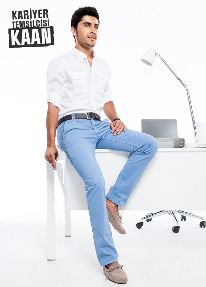 gnçtrkcll ile Yaz Modası Pantolon Markafoni'de 139,99 TL yerine 49,99 TL! Satın almak için: http://www.markafoni.com/product/4466999/