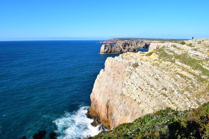 Cabo de San Vicente. Portugal.