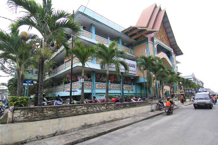 Wonderful Indonesia - Pasar Bawah, Pekanbaru, capital of the Riau Province