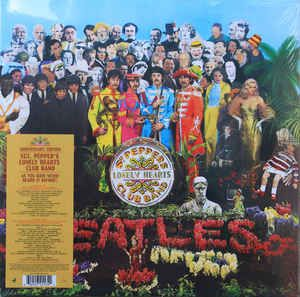 Beatles* - Sgt. Pepper's Lonely Hearts Club Band (Vinyl, LP, Album) at Discogs