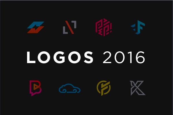 """다음 @Behance 프로젝트 확인: """"Logo Marks That Make Sense 2016"""" https://www.behance.net/gallery/43085929/Logo-Marks-That-Make-Sense-2016"""